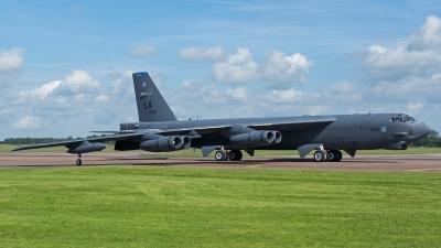 Photo ID 149630 by Ashley Wallace. USA Air Force Boeing B 52H Stratofortress, 61 0004