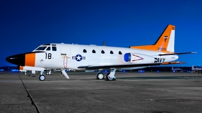 Photo ID 149646 by Ashley Wallace. USA Navy North American CT 39G Sabreliner, 160053