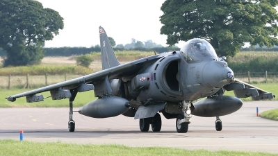 Photo ID 149636 by Ian Nightingale. UK Air Force British Aerospace Harrier GR 9, ZD410