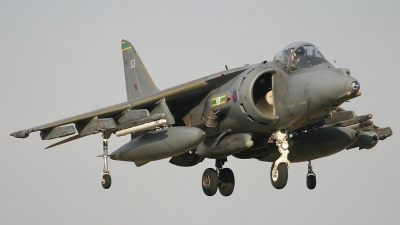 Photo ID 149637 by Ian Nightingale. UK Air Force British Aerospace Harrier GR 7, ZD463