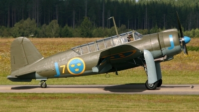 Photo ID 18845 by Maarten Peters. Private Private Saab B 17A, SE BYH