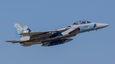 Photo ID 149737 by Lars Kitschke. Japan Air Force McDonnell Douglas F 15DJ Eagle, 92 8068