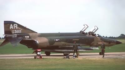Photo ID 149708 by Arie van Groen. USA Air Force McDonnell Douglas RF 4C Phantom II, 69 0382