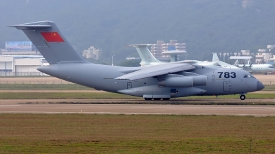 Photo ID 149762 by Peter Terlouw. China Air Force Xian Y 20, 20003