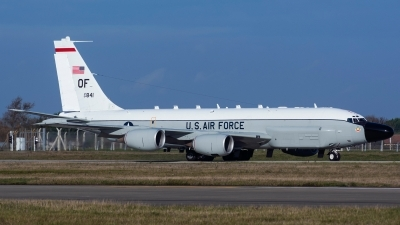 Photo ID 149793 by Ashley Wallace. USA Air Force Boeing RC 135V Rivet Joint 739 445B, 64 14841