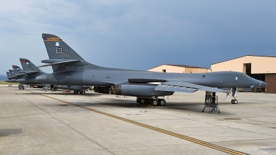 Photo ID 149854 by Lieuwe Hofstra. USA Air Force Rockwell B 1B Lancer, 86 0099