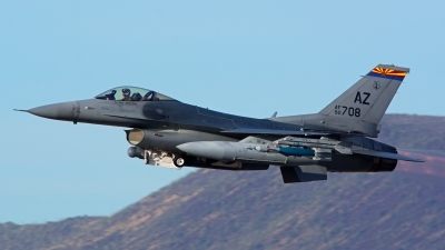Photo ID 149932 by Ashley Wallace. USA Air Force General Dynamics F 16C Fighting Falcon, 90 0708