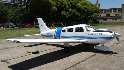 Photo ID 149920 by Martin Kubo. Argentina Coast Guard Piper PA 28 181 Archer LX, PA 104