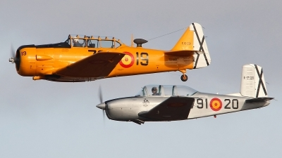 Photo ID 149926 by Ruben Galindo. Private Fundacion Infante de Orleans North American T 6G Texan, EC DUN