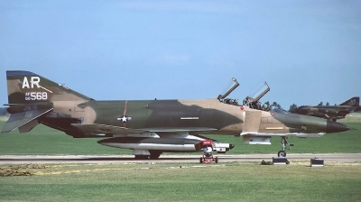 Photo ID 149987 by Arie van Groen. USA Air Force McDonnell Douglas RF 4C Phantom II, 68 0568
