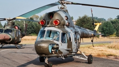 Photo ID 150135 by Radim Spalek. Czech Republic Air Force Mil Mi 2, 0709