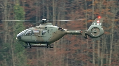 Photo ID 150190 by Martin Thoeni - Powerplanes. Switzerland Air Force Eurocopter TH05 EC 635P2, T 369