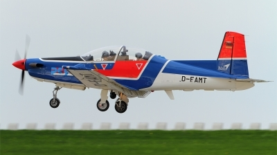 Photo ID 150299 by Ales Hottmar. Company Owned E I S Aircraft GmbH Pilatus PC 9B, D FAMT