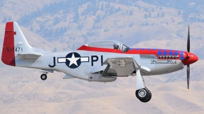 Photo ID 150344 by Gerald Howard. Private Mustang High Flight LLC North American P 51D Mustang, N51ZM