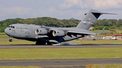 Photo ID 150404 by David Townsend. USA Air Force Boeing C 17A Globemaster III, 06 6156