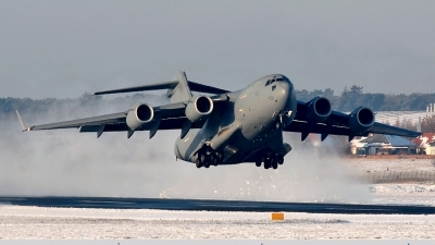 Photo ID 150405 by David Townsend. Canada Air Force Boeing CC 177 Globemaster III, 177701