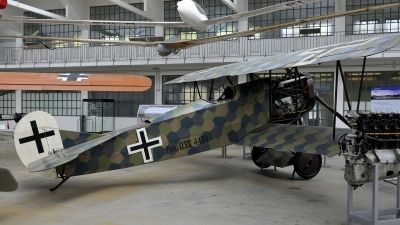 Photo ID 150423 by Peter Terlouw. Germany Air Force Fokker D VII, 4404