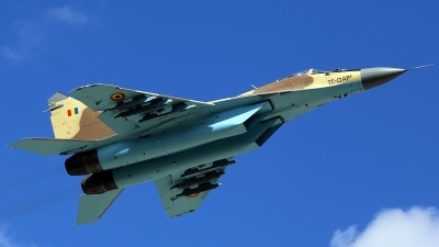 Photo ID 150453 by Oleg Volkov. Chad Air Force Mikoyan Gurevich MiG 29 9 13, TT OAP