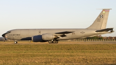 Photo ID 150580 by Chris Lofting. USA Air Force Boeing KC 135R Stratotanker 717 100, 62 3565