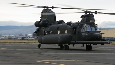 Photo ID 150735 by Aaron C. Rhodes. USA Army Boeing Vertol MH 47G Chinook, 05 03758