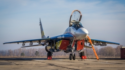 Photo ID 150633 by Antoha. Ukraine Air Force Mikoyan Gurevich MiG 29 9 13, 03 BLUE