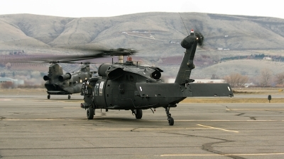 Photo ID 150677 by Aaron C. Rhodes. USA Army Sikorsky MH 60M Black Hawk S 70A, 05 20001