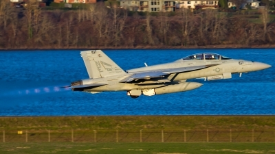Photo ID 150741 by Russell Hill. USA Navy Boeing F A 18F Super Hornet, 166970