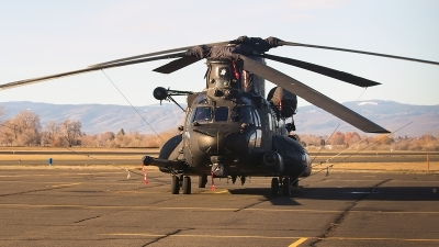 Photo ID 150776 by Aaron C. Rhodes. USA Army Boeing Vertol MH 47G Chinook, 04 03745