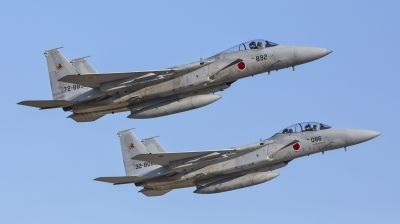 Photo ID 150834 by Lars Kitschke. Japan Air Force McDonnell Douglas F 15J Eagle, 72 8892
