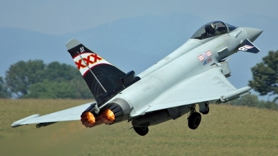 Photo ID 150879 by Isch Eduard. UK Air Force Eurofighter EF 2000 Typhoon FGR4, ZK343