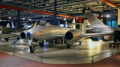 Photo ID 150920 by Jan Eenling. Netherlands Air Force Gloster Meteor F 4, I 69