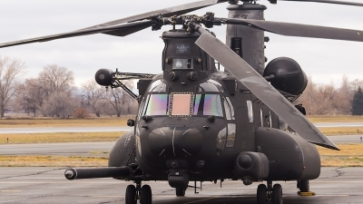 Photo ID 150964 by Aaron C. Rhodes. USA Army Boeing Vertol MH 47G Chinook, 10 03789