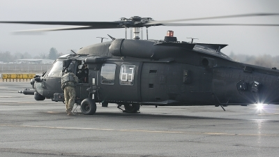 Photo ID 151166 by Aaron C. Rhodes. USA Army Sikorsky MH 60M Black Hawk S 70A, 12 20476