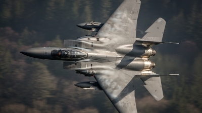Photo ID 150958 by Tom Dean. USA Air Force McDonnell Douglas F 15E Strike Eagle, 91 0605