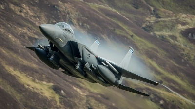 Photo ID 150970 by Tom Dean. USA Air Force McDonnell Douglas F 15E Strike Eagle, 91 0317