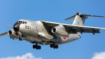 Photo ID 151097 by Andreas Zeitler - Flying-Wings. Japan Air Force Kawasaki C 1FTB, 28 1001