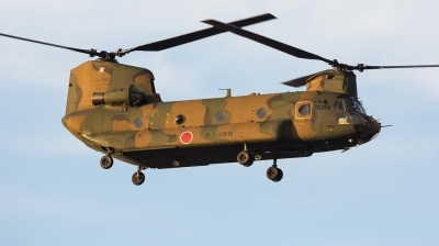Photo ID 151129 by Andreas Zeitler - Flying-Wings. Japan Army Boeing Vertol CH 47J Chinook, 52933