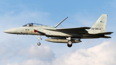 Photo ID 151078 by Andreas Zeitler - Flying-Wings. Japan Air Force McDonnell Douglas F 15J Eagle, 02 8914