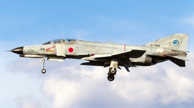 Photo ID 151105 by Andreas Zeitler - Flying-Wings. Japan Air Force McDonnell Douglas F 4EJ Phantom II, 37 8318