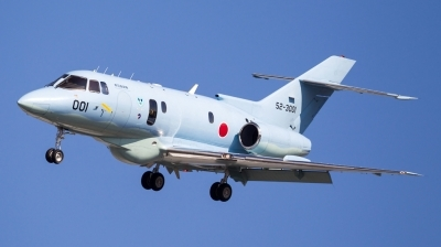 Photo ID 151183 by Andreas Zeitler - Flying-Wings. Japan Air Force Hawker Siddeley U 125A HS 125 800, 52 3001