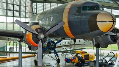 Photo ID 151124 by Giovanni Curto. Germany Air Force Douglas C 47D Skytrain DC 3A 467, 14 01