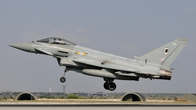 Photo ID 151143 by Peter Terlouw. UK Air Force Eurofighter EF 2000 Typhoon FGR4, ZJ942