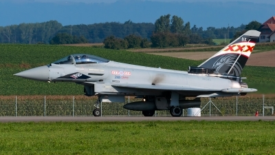 Photo ID 151196 by Giovanni Curto. UK Air Force Eurofighter EF 2000 Typhoon FGR4, ZK343