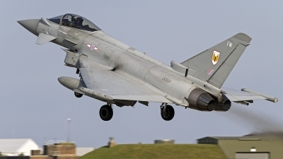 Photo ID 151210 by Niels Roman / VORTEX-images. UK Air Force Eurofighter EF 2000 Typhoon FGR4, ZK304