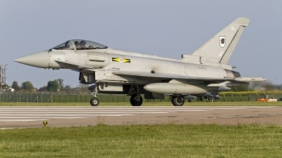 Photo ID 151213 by Niels Roman / VORTEX-images. UK Air Force Eurofighter EF 2000 Typhoon FGR4, ZJ929