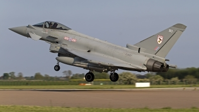 Photo ID 151211 by Niels Roman / VORTEX-images. UK Air Force Eurofighter EF 2000 Typhoon FGR4, ZJ927