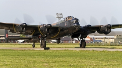 Photo ID 152425 by Niels Roman / VORTEX-images. UK Air Force Avro 683 Lancaster B I, PA474