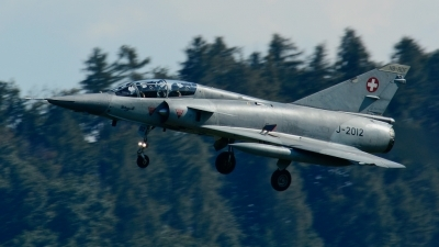 Photo ID 151275 by Sven Zimmermann. Private Clin d 039 Ailes Payerne Dassault Mirage IIIDS, HB RDF
