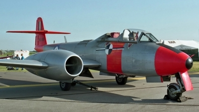 Photo ID 151604 by Peter Terlouw. Company Owned Martin Baker Gloster Meteor T 7, WL419