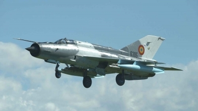 Photo ID 197 by Alan Worsley. Romania Air Force Mikoyan Gurevich MiG 21MF 75 Lancer C, 6305